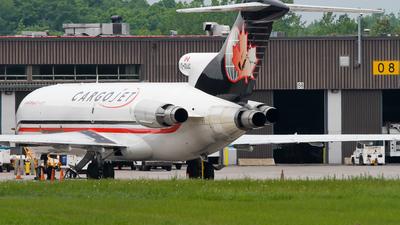 C-GUJC - Boeing 727-260(Adv)(F) - Cargojet Airways
