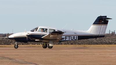 C-FTUU - Piper PA-44-180 Seminole - Moncton Flight College