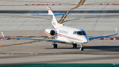 N830 - Raytheon Hawker 850XP - Private