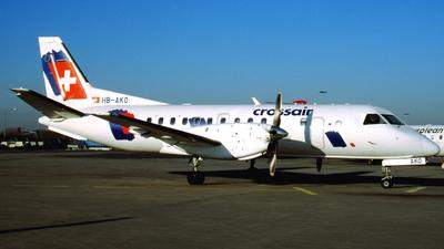 HB-AKO - Saab 340B - Crossair