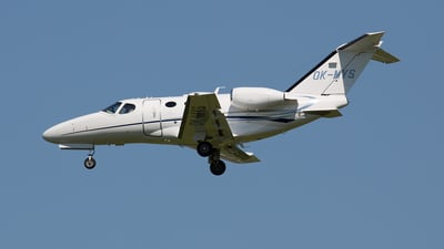 OK-MYS - Cessna 510 Citation Mustang - Aeropartner