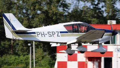 PH-SPZ - Robin DR400/140B Dauphin - Vliegclub Rotterdam