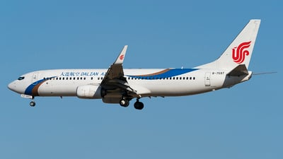 B-7597 - Boeing 737-89L - Dalian Airlines