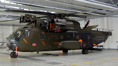 84-59 - Sikorsky CH-53GA - Germany - Air Force