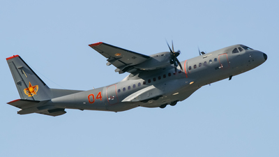 04 - CASA C-295M - Kazakhstan - Air Force