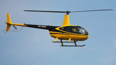 SP-SGG - Robinson R44 Raven - Private