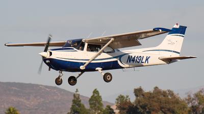 A picture of N419LK - Cessna 172N Skyhawk - [17271787] - © Jack Jarzynka