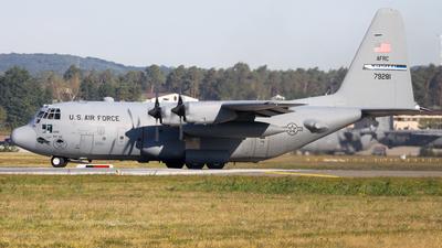 87-9281 - Lockheed C-130H Hercules - United States - US Air Force (USAF)