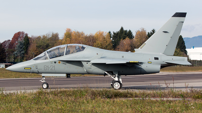 MT55222 - Alenia Aermacchi M-346 Master - Italy - Air Force