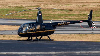 A picture of N442JP - Robinson R44 II - [11960] - © Oliver Richter