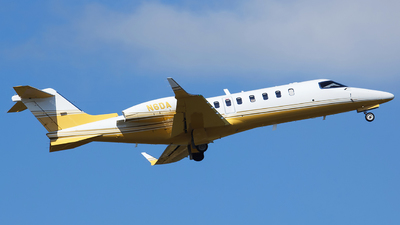 N6DA - Bombardier Learjet 75 - Private