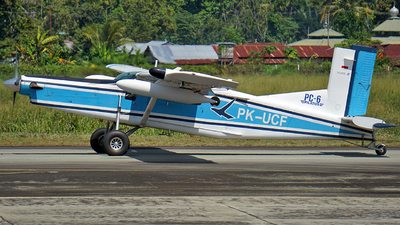 PK-UCF - Pilatus PC-6/B2-H4 Turbo Porter - Yajasi Aviation