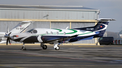 HB-FWT - Pilatus PC-12/47 - TAG Aviation