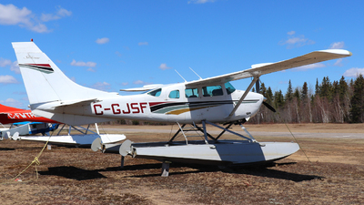 C-GJSF - Cessna U206F Stationair - Private