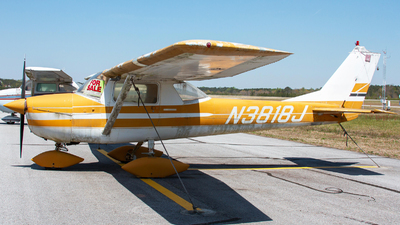 N3818J - Cessna 150G - Private