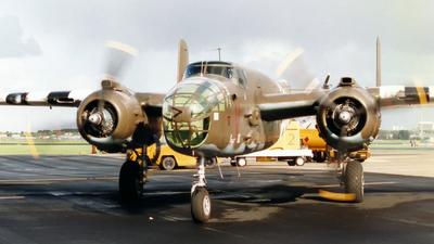 N320SQ - North American B-25N Mitchell - Duke of Brabant Air Force (DBAF)