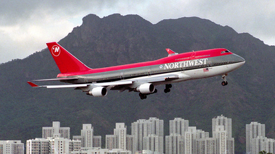 N665US - Boeing 747-451 - Northwest Airlines