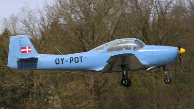 OY-POT - Piaggio P-149D - Private