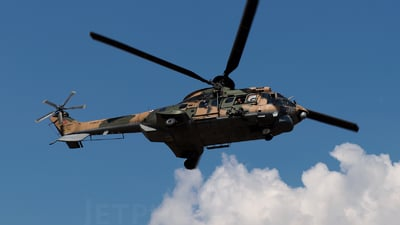 02-2563 - Eurocopter AS 532AL Cougar - Turkey - Air Force