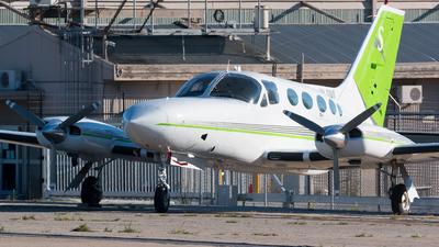 A picture of VHSMX - Cessna 414A - [414A0653] - © Thimo van Dijk