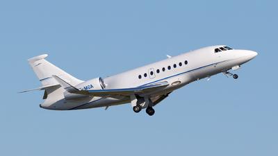 OY-MGA - Dassault Falcon 2000LX - Air Alsie