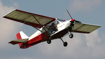 SP-SKYR - Skyranger 912 - Private