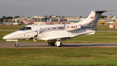 D-IAAT - Embraer 500 Phenom 100 - Arcus-Air