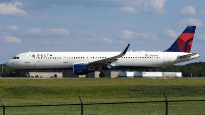 N338DN - Airbus A321-111 - Delta Air Lines