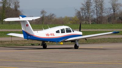 A picture of HBPIX - Piper PA28RT201 - [28R7918100] - © Alexandre Fazan