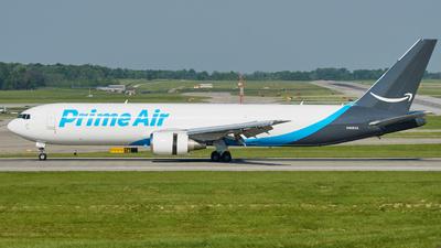 N1093A - Boeing 767-36N(ER)(BDSF) - Amazon Prime Air