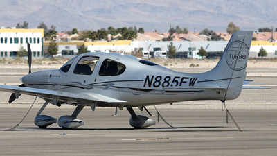 N885EW - Cirrus SR22-GTS Turbo - Private