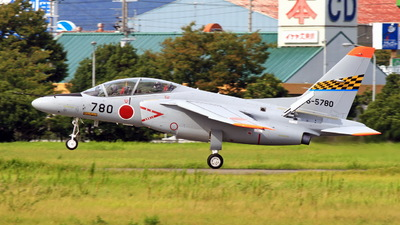 96-5780 - Kawasaki T-4 - Japan - Air Self Defence Force (JASDF)