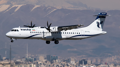 A picture of EPITG - ATR 72600 - Iran Air - © Mahyar Malakooti
