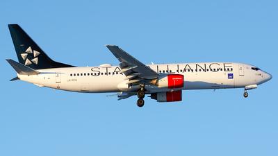 A picture of LNRRW - Boeing 737883 - SAS - © Laszlo Fekete