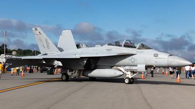 166975 - Boeing F/A-18F Super Hornet - United States - US Navy (USN)