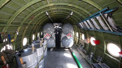 N96358 - Douglas C-54E Skymaster - Alaska Air Fuel