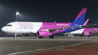 HA-LYG - Airbus A320-232 - Wizz Air
