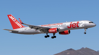 A picture of GLSAB - Boeing 75727B - Jet2 - © Leandro Hdez