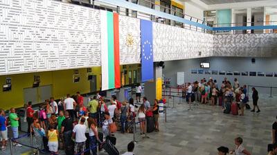 LBWN - Airport - Terminal