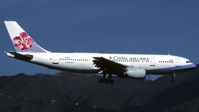 B-1810 - Airbus A300B4-220 - China Airlines