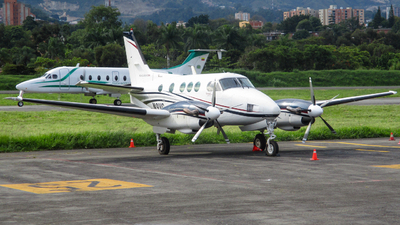 N9VC - Beechcraft C90 King Air - Private