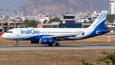 A picture of VTIEJ - Airbus A320232 - IndiGo - © Rohan Paliwal
