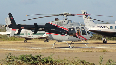 YV548T - Bell 407GX - Private
