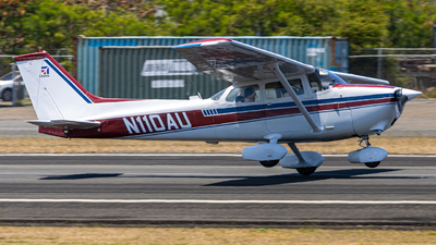 N110AU - Cessna 172M Skyhawk - Private