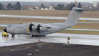54-02 - Airbus A400M - Germany - Air Force