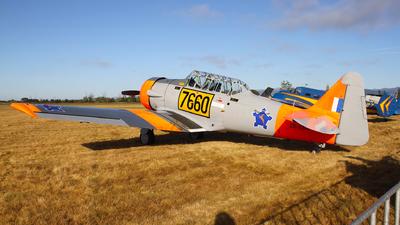 ZK-XSA - North American AT-6D Harvard III - Private