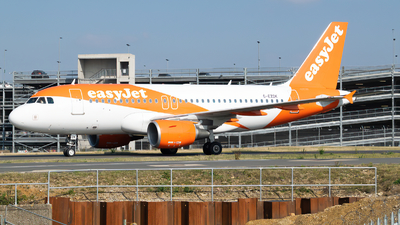 A picture of GEZDK - Airbus A319112 - easyJet - © Frankie A Said