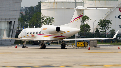 N666ZW - Gulfstream G450 - Private