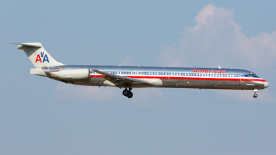 N33502 - McDonnell Douglas MD-82 - American Airlines