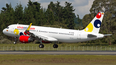 HK-5286 - Airbus A320-214 - Viva Air Colombia